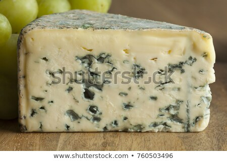 Traditional Auvergne blue cheese Stock photo © boggy