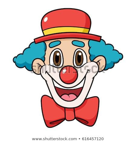 happy clown stock photo © thomasamby