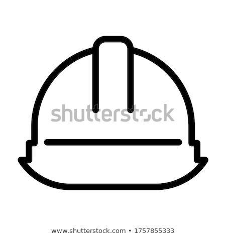 Hat Icon Vector Outline Illustration Stock photo © pikepicture
