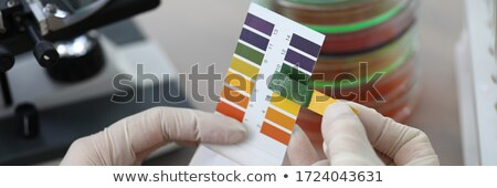 испытание белый Сток-фото © posterize