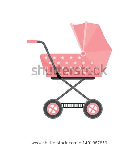 Baby vettore design arte Foto d'archivio © indiwarm