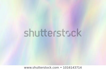meraviglioso · Rainbow · sopra · lago · nuvoloso · cielo - foto d'archivio © broker