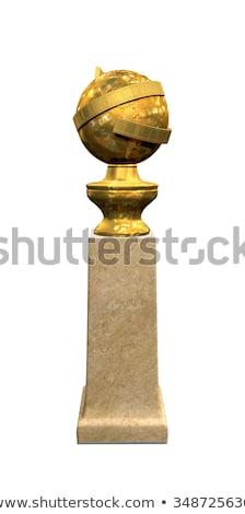 Golden Globe Stock photo © idesign