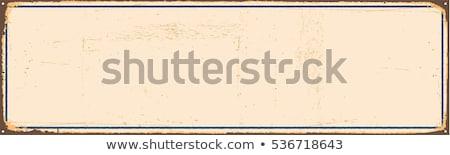 Információ jel kép szép űr üzlet háló Stock fotó © magann