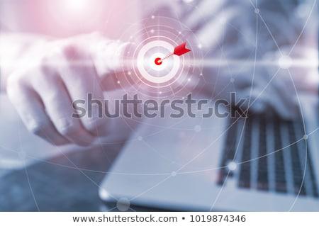 Excellence Concept on Digital Background. Stock photo © tashatuvango