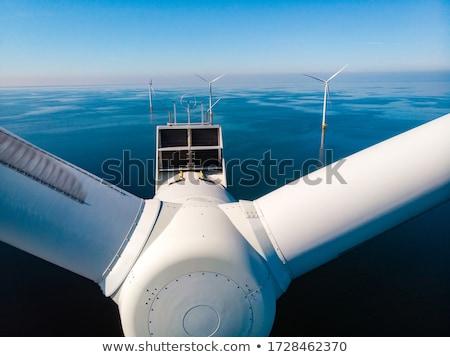 aerial mills Stock photo © jarp17