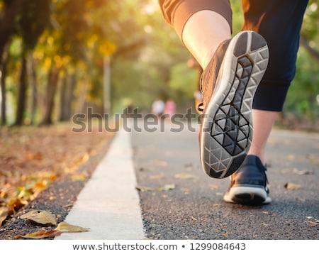 running lane Stock photo © jeancliclac
