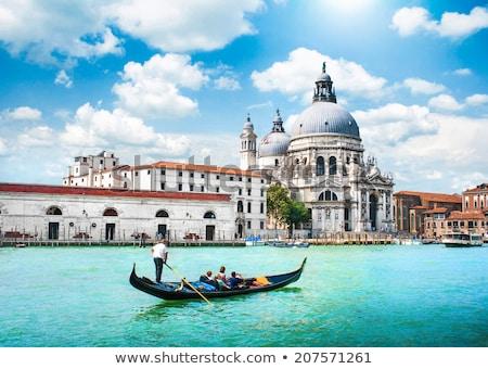 basilique · Venise · Italie · maison · été - photo stock © vwalakte