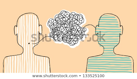 Communication Breakdown Stock photo © Lightsource