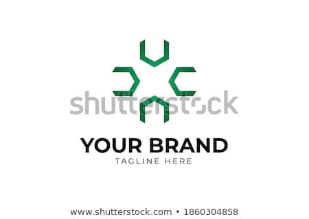 механиком · логотип · вектора · искусства · иллюстрация - Сток-фото © blaskorizov