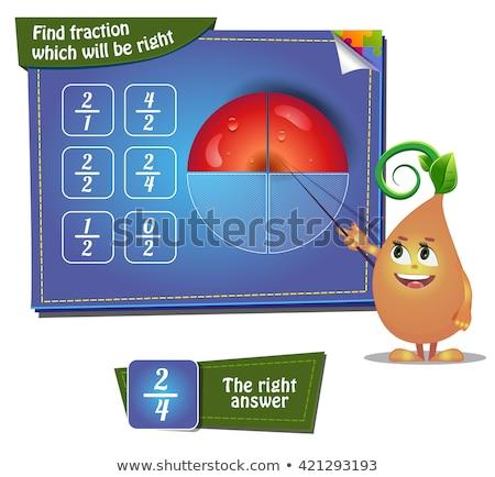 数学 · リンゴ · 10 · 実例 · 風景 · 背景 - ストックフォト © olena