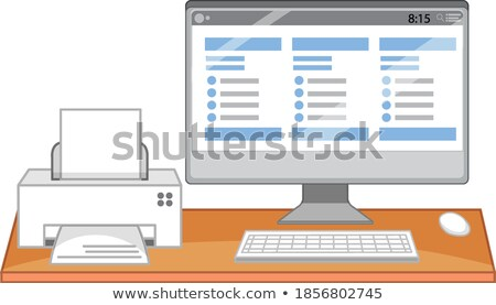 Design elements vector illustration clip-art image eps stock photo © vectorworks51
