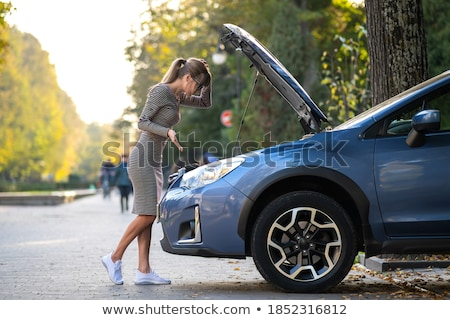 Stranded And Helpless Stock photo © Lightsource