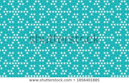 poster 2019 abstract mosaic background stock photo © cammep