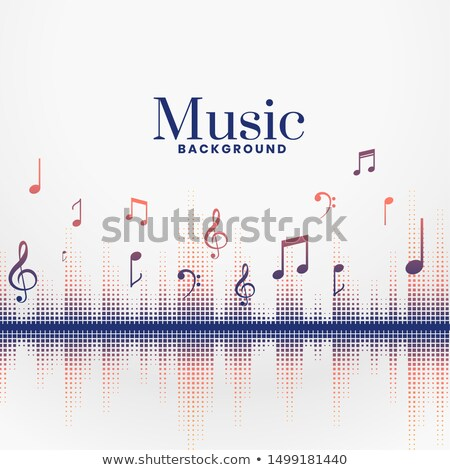 music audo beats sound fest background design Stock photo © SArts