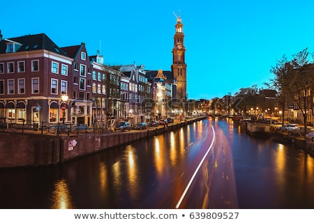 Westerkerk (Western Church), Amsterdam Stock photo © borisb17