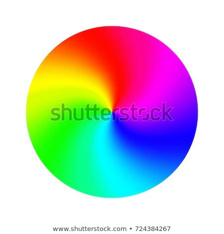 RGB twirl Stock photo © timbrk