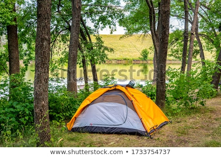 tourist tent stock photo © witthaya