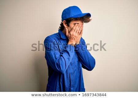 craftsman crying Stock photo © photography33