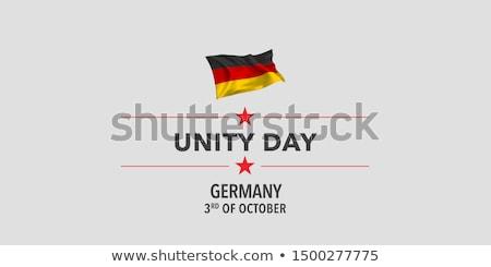 German Unity Day Stock photo © photography33