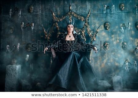悪 クイーン グラマラス 化粧 プラズマ ストックフォト © ArenaCreative