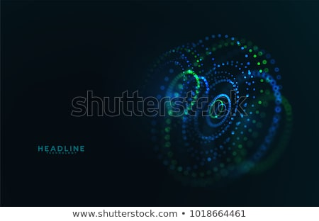 Abstract vector donkere ontwerp technologie achtergrond Stockfoto © saicle