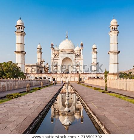 détail · architectural · Inde · bâtiment · construction · art · architecture - photo stock © prill