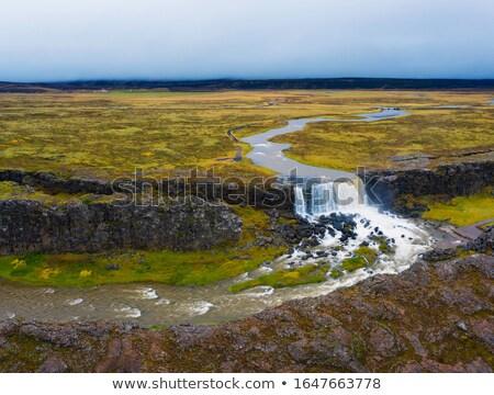 scénique · vue · rivière · eau · paysage · monde - photo stock © 1Tomm