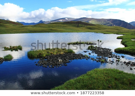 Monticello Lake - Paradiso pass Stock photo © Antonio-S