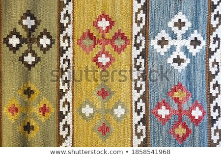 Collection Of Different Traditional Rugs Stock photo © Jasminko