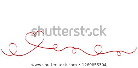 arco · gradiente · fogo · parede - foto stock © illustrart