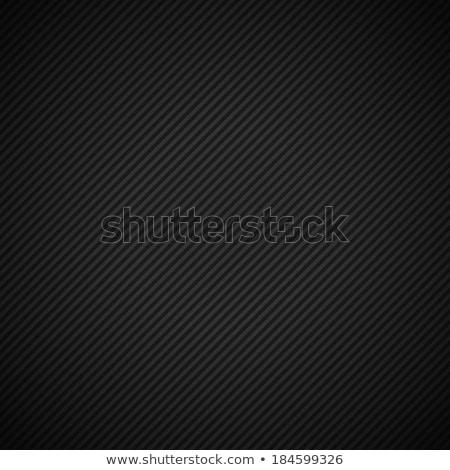 sötét · csíkos · textúra · szén · fém · terv - stock fotó © expressvectors