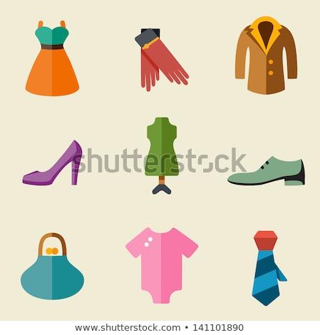 icon · verbod · schoenen · hielen · vrouwen · mode - stockfoto © marysan