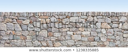 A wall made of stone Stock photo © bluering