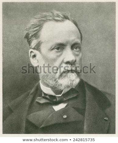 Louis Pasteur Stock photo © bluering
