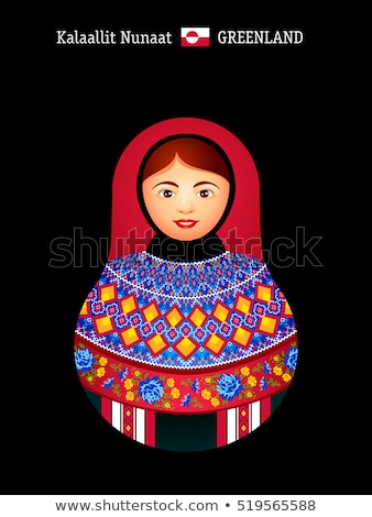 Matryoshka Greenland Stock photo © sahua