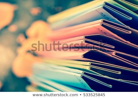 File reference Stock photo © Saphira