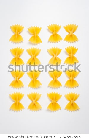 Colored bow tie pasta Stock photo © Digifoodstock