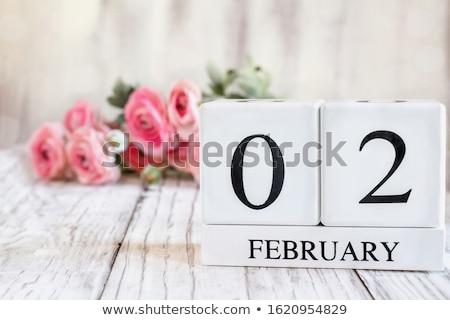 2nd february stock photo © oakozhan