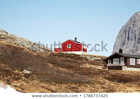 Wooden Cabin Stock photo © dirkr