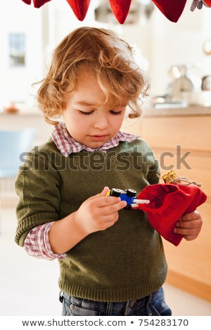 игрушку из подарок мешок Сток-фото © IS2