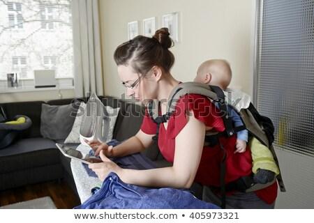Single Parent Households Stock photo © Lightsource
