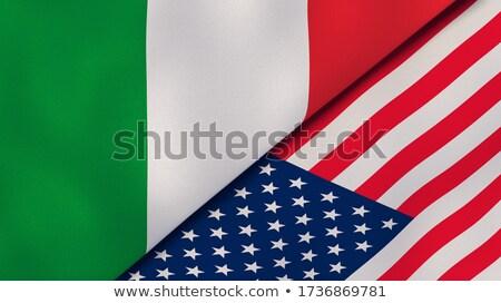 discussão · Estados · Unidos · escritório · atravessar · segurança · informação - foto stock © mikhailmishchenko