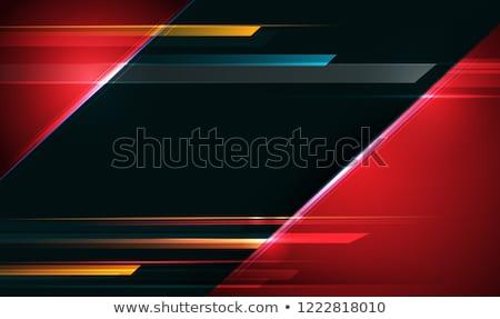 Metal plate stock photo © paviem