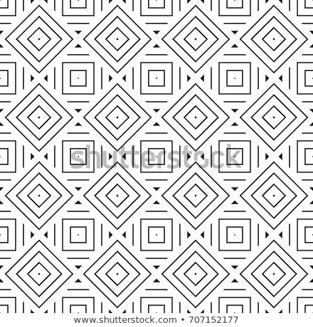 abstract · vierkante · frame · lijnen · grid - stockfoto © SwillSkill