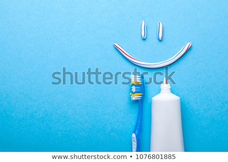 Tooth Paste Stock photo © lenm