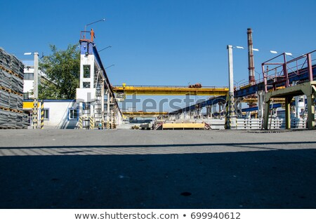 Stack of Stone Missiles Stock photo © searagen