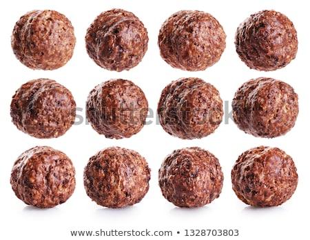 chocolate cereals Stock photo © FOKA