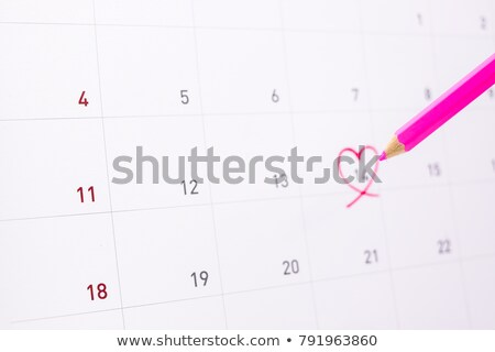 Couple writing in diary Stock photo © photography33