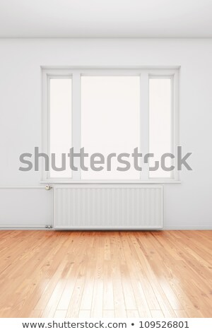 thermal image of empty room stock photo © suljo
